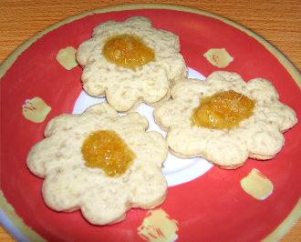 Ricetta biscottini per colazione dolci veganhome for Siti ricette dolci